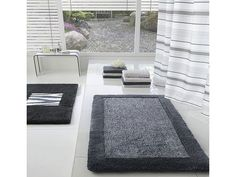 Light Grey Bathroom Rugs It is the want of each homeowner to make his or her toilet danger free The toilet flooring be e