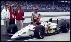Mansell @ Indy, 1993