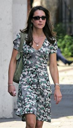 Catherine Middleton, Duchess of Cambridge, in Topshop