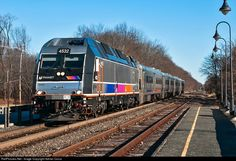 Commuter Train, Long Distance, Buses, New Jersey, Lincoln, Trains, Transportation, Explore, Park