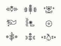 Icons | Karen Daugherty