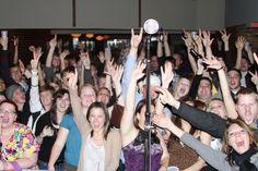 Nov. 20th, 2010 - Gig 334 - Rock Island Brewing Co.– Rock Island, IL – 11:00pm-2:00am - The Crowd!!!