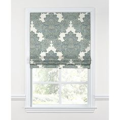 Tulip Roman Shade | Roman, Window and Kitchens