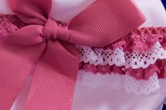 Beautiful Nappy/Diaper covers with lovely girl details for baby girls to wear under their dresses... Just one example of some of the items we include in our monthly subscription box