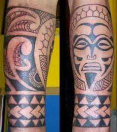 Maori Polinesiano « Nany Tattoo
