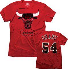 Horace Grant Chicago Bulls Hardwood Classic T-Shirt $37.99