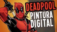 DEADPOOL - Pintura Digital