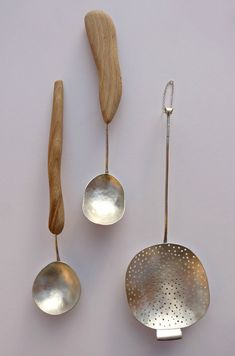 thisispaper: Silver Spoons by Helena Emmans - toolshedding
