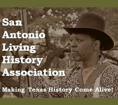 "San Antonio Living History Association presents ""Visits to the Past"" in support of, and in collaboration with the Veterans Day event in Alamo Plaza Saturday, Nov. 10th. The presentation will feature sights, sounds, skills, clothing, and lifestyles of early San Antonio from 8:00-4:00 and is a free event. SALHA historical demonstrations and exhibit tables are setup in Alamo Plaza, a great venue for visitors to relax, stay a while, and find out about the most ""hallowed ground"" in Texas. #SATX"