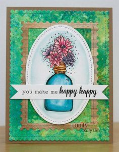 Unity Stamp Company: Stamp of the Week - Happy Happy