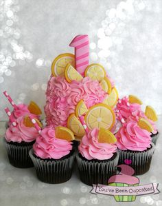 Pink Lemonade Party!