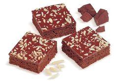 Ein schneller Schokoladenkuchen vom Blech für die Kaffeetafel