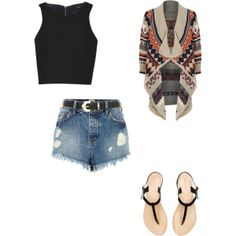 """""""Untitled #52"""" by dancewrestle on Polyvore"""