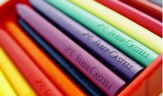 Faber-Castell 1226-24 24colors triangle erasable crayons eraser pen erasable crayons donated plane, Free shipping