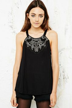 Staring at Stars Embellished Cami at Urban Outfitters