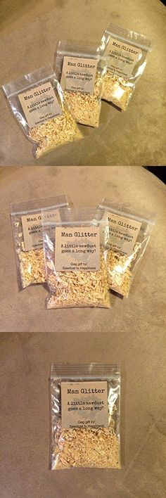 Man Glitter Stocking Stuffer Sawdust is Man Glitter Christmas Gift Gag Gift Party Favor Wedding Favor. Best Gag Gifts, Easy Gifts, Homemade Gifts, Homemade Things, Unique Gifts, Redneck Christmas, Christmas Humor, Christmas Fun, Christmas Wedding