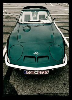 CHAMEO-DESIGN.COM I CAR DESIGN I Opel GT