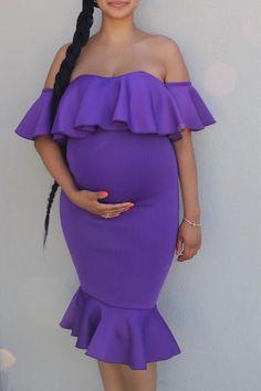Chic Bump Club Maternity Fashion, BabyShower Gowns and Maternity Occasion Wear Maternity Fashion, Maternity Dresses, Pregnant Dresses, Dresses Dresses, Purple Dress, Yellow Dress, Pregnant Bridesmaid, Rose Gown, Dolly Dress