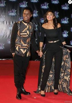 Ankara Styles for Couples 2018 Couples African Outfits, Couple Outfits, African Attire, African Wear, African Women, African Dress, African Inspired Fashion, African Print Fashion, Ethnic Fashion