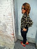 Classy Flashy Girl - Leopard