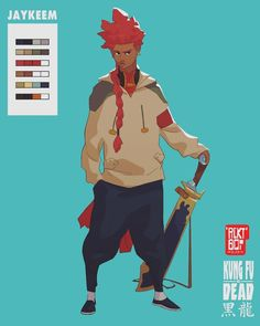 by Malcolm Wope Fantasy Character Design, Character Creation, Character Drawing, Character Design Inspiration, Character Illustration, Character Concept, Black Cartoon Characters, Fantasy Characters, Character Design References
