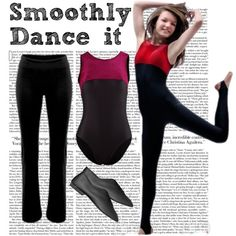 """""""Smoothly Dance It"""" by dancing-inthe-street on Polyvore"""
