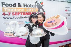 งาน Food & Hotel Thailand 2013 จัดใหญ่กว่าเดิม ระดมผู้ผลิตจากทั่วโลกจัดแสดงสินค้า บริการและแนวโน้มธุรกิจล่าสุด ณ ไบเทค บางนา 4 - 7 กันยายนนี้ - http://www.thaimediapr.com/%e0%b8%87%e0%b8%b2%e0%b8%99-food-hotel-thailand-2013-%e0%b8%88%e0%b8%b1%e0%b8%94%e0%b9%83%e0%b8%ab%e0%b8%8d