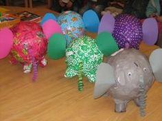 www.jufjanneke.nl | Elmer de olifant
