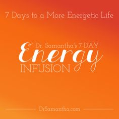 Learn about the top 3 medical challenges that zap your energy and what to do about it from Dr. Samantha Brody.
