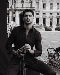 Hottest Guy Ever, 365days, Just Beautiful Men, Italian Men, Daddy Aesthetic, Fine Men, Dream Guy, Hot Boys, Cute Guys