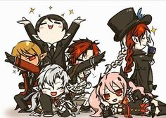Vampire Progenitors