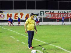 Portal Esporte São José do Sabugi: Treze anuncia novo treinador para temporada 2014