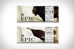 Epic Bars - Paleo friendly, gluten free, natural protein