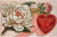 A lavish Valentine's Day from the Victorian Era.