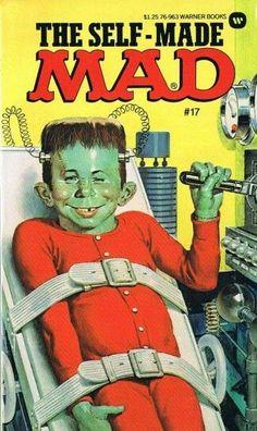 Image result for monster mad paperback