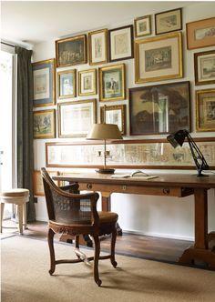 House & Garden magazine Patrick Perrin apartment