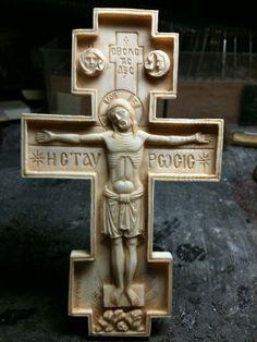 Handmade relief carving by vangelis tsoubris 9×6cm