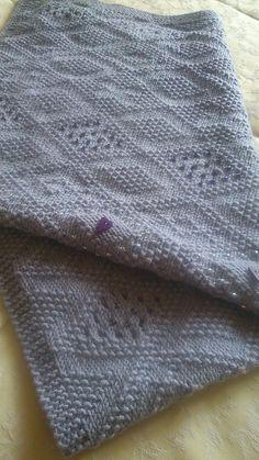 Ravelry: Susan's Blanket pattern by Auroraknit