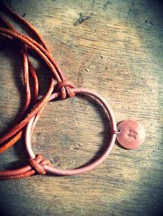 Image of Letter bracelet