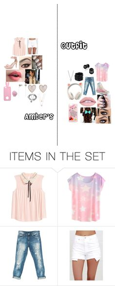 """""""Ghouls gift to April"""" by amber-oc on Polyvore featuring art"""