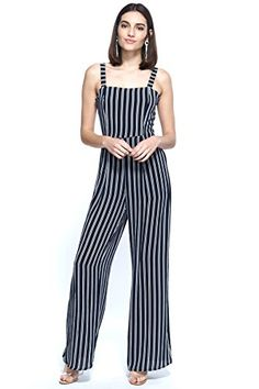 ade6b2f05e0e edgelook Holiday Getaway Back Tie Stripe Jumpsuit