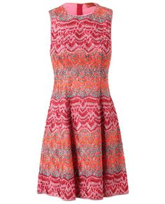 Crochet Embroidered Dress by MISSONI
