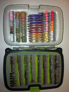 Now that's a Fly box we could all live with!  (via St. Pete's Fly Shop)