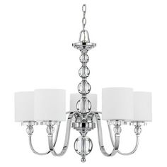 I pinned this Gramercy 5-Light Chandelier from the Madison Court event at Joss and Main!