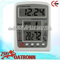 Plastic case thermometer KT201