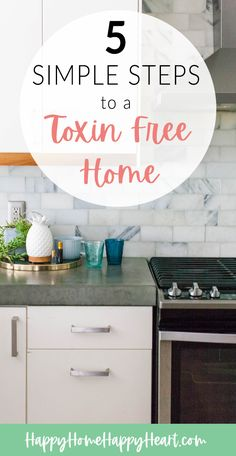 Looking for toxin free living tips? These 5 tips will help you create a toxin free home. A chemical free environment is a healthy environment. Read this post to start creating a chemical free home! #NaturalLiving #ToxinFree #ChemicalFree Essential Oils Cleaning, Best Essential Oils, Advice For New Moms, Good Advice, Natural Life, Natural Living, Oral Cancer, Baby On A Budget, Plant Therapy
