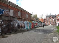 Ghost town Doel, Belgium! See more pics en stories on the blog.(dutch travelblog)