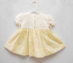 Vintage Polly Flinders dress