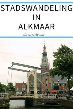 Ik maakte een mooie stadswandeling door historisch Alkmaar. In deze blog een verslag.