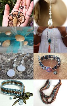 Beautiful Friday Finds and a big Thank you! by Debbie and John on Etsy--Pinned with TreasuryPin.com